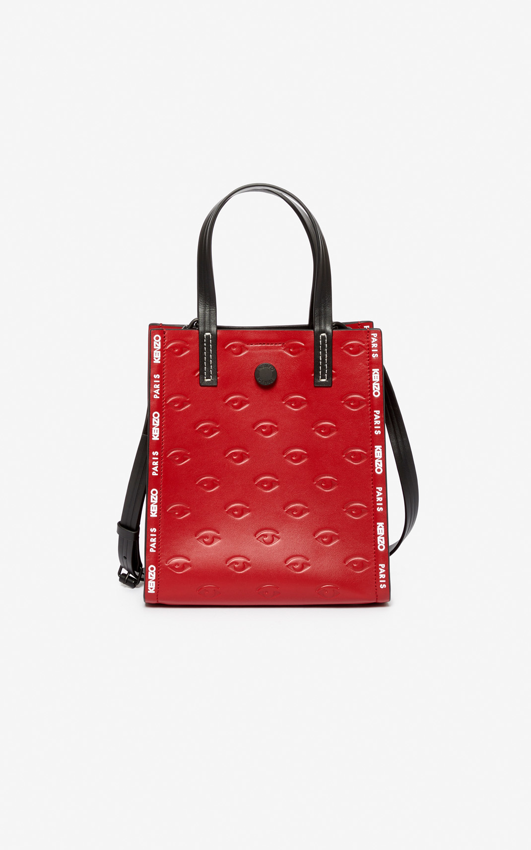 Kenzo Small Blink Multi-Eye Tote Bag