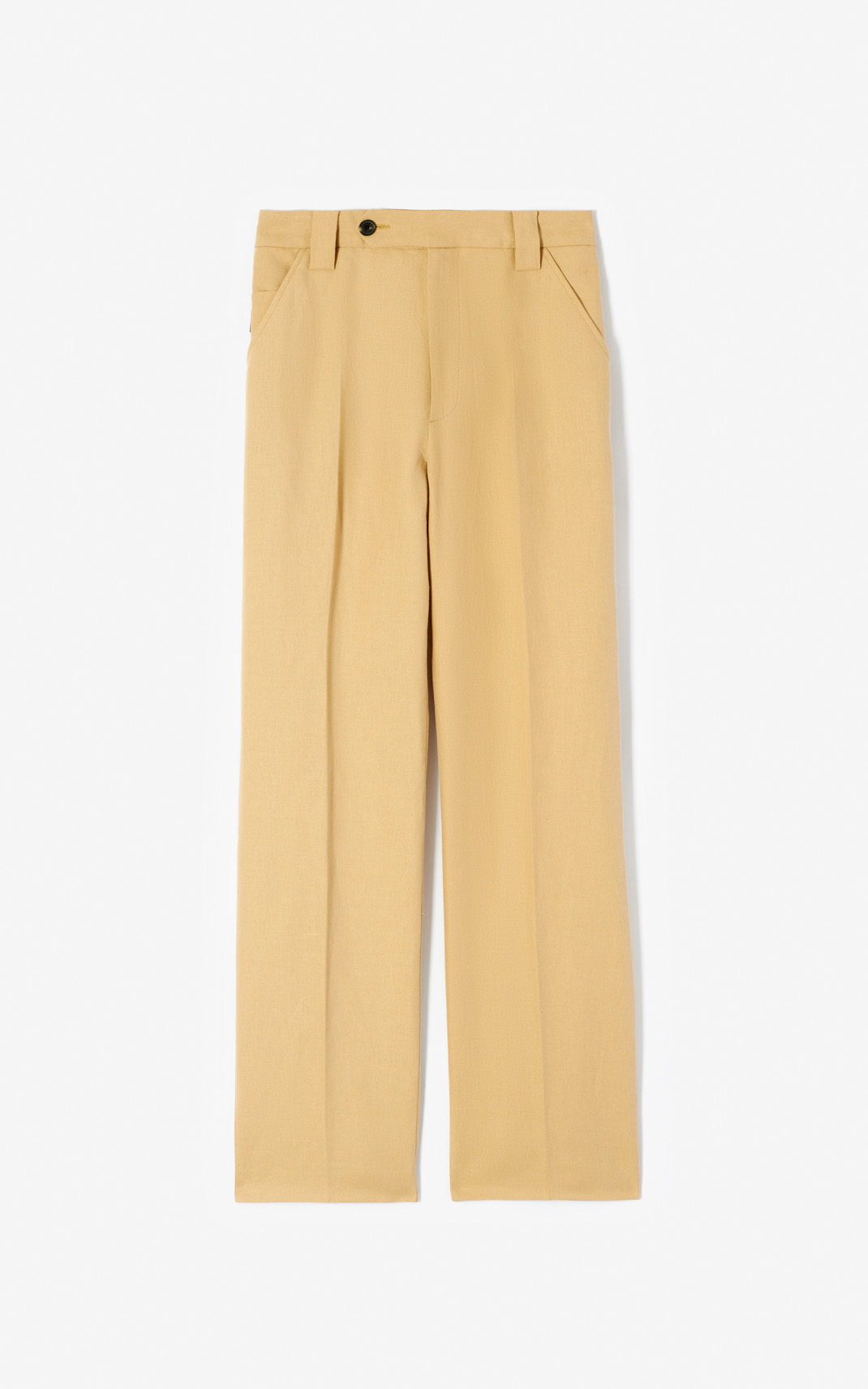 Kenzo Straight Trousers