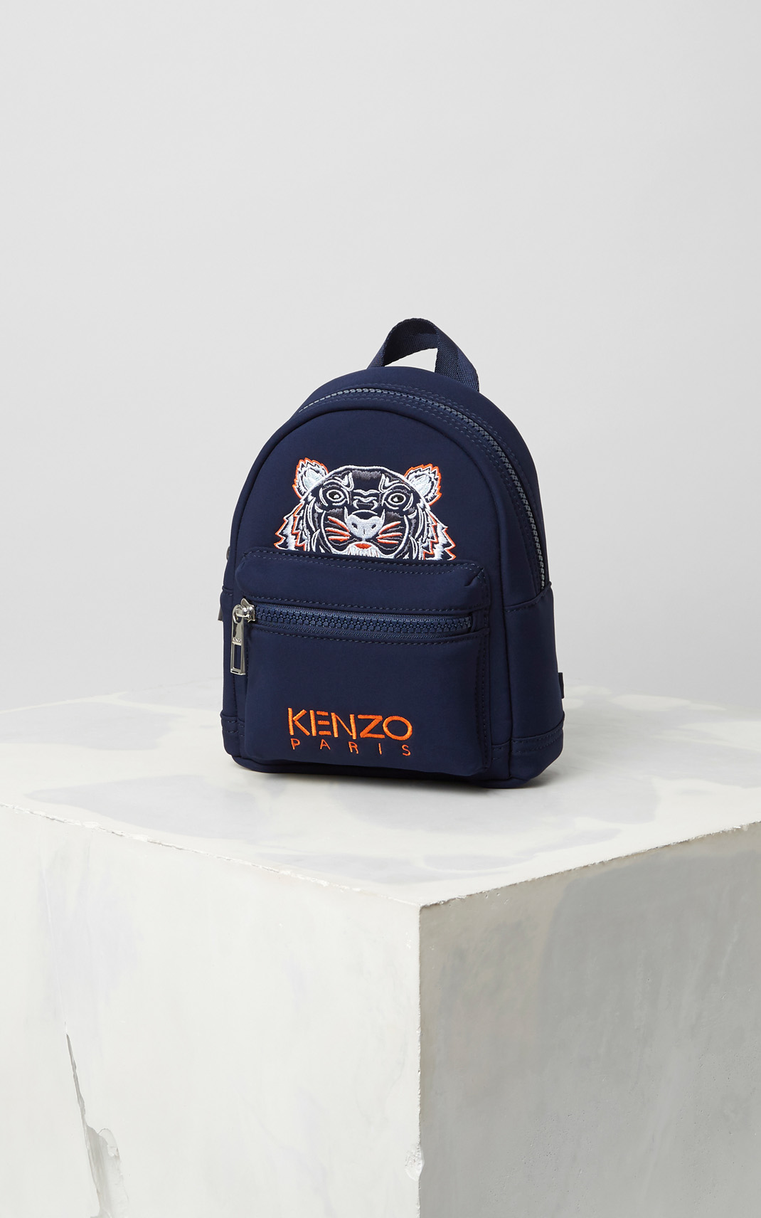 Kenzo Mini Neoprene Tiger Backpack