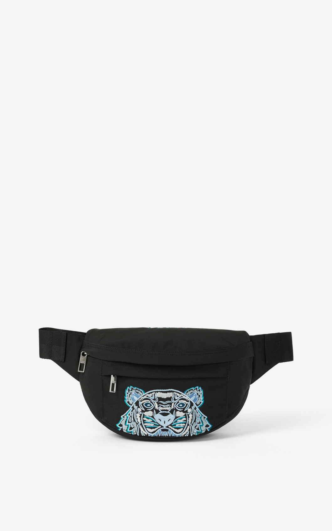 Kenzo Kampus Tiger Belt Bag In Black